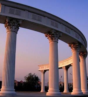 罗马柱模具有哪些种类?