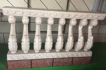 廊柱花瓶模具工程案例
