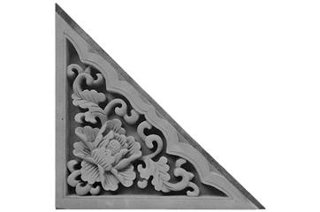 砖雕角花工程应用案例