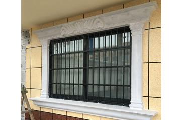 门套窗套工程应用案例